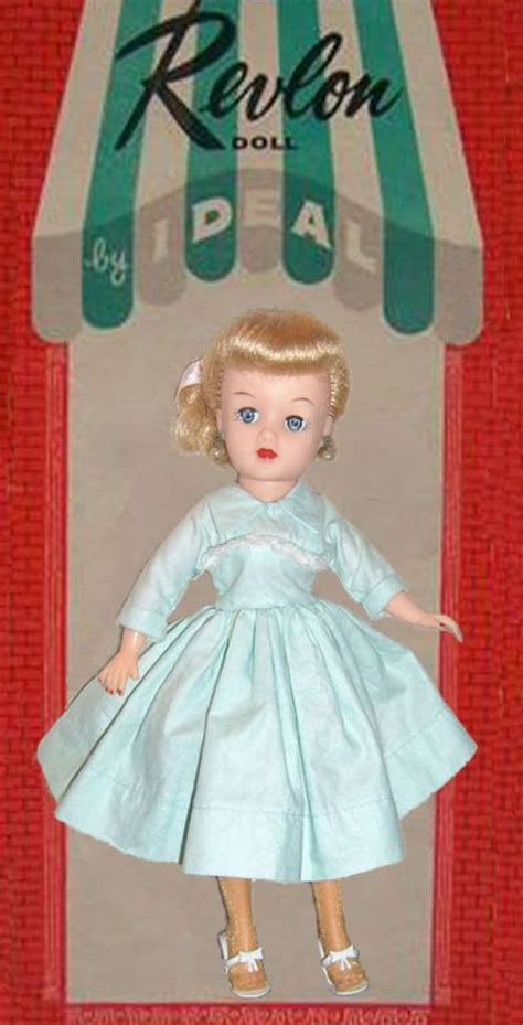 Never Miss Me Again Doll by 1958 Ideal 10 1 2 Quot Miss Revlon I Remember Really