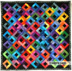 quilt inspiration quilt artist valerie page from toronto