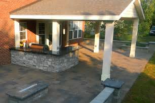paver patio outdoor portfolio landscaping outdoor kitchens outdoor living in columbus