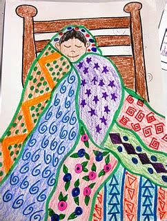 quilt pattern art lessons klimt quilt great to use with pattern during the