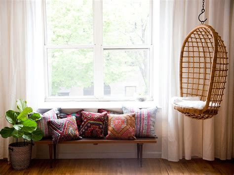 boho modern  easy ways    space  eclectic