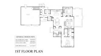 L Shaped Floor Plan by Open Floor Plan Ranch House Remodel Trend Home Design
