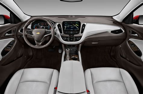 Chevy Malibu 2017 Interior by 2017 Chevrolet Malibu Cockpit Interior Photo Automotive