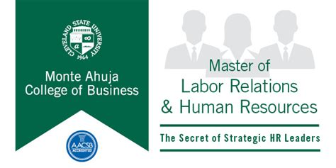 Https Www Csuohio Edu Business Academics Or Part Time Mba by Mlrhr Degree Cleveland State