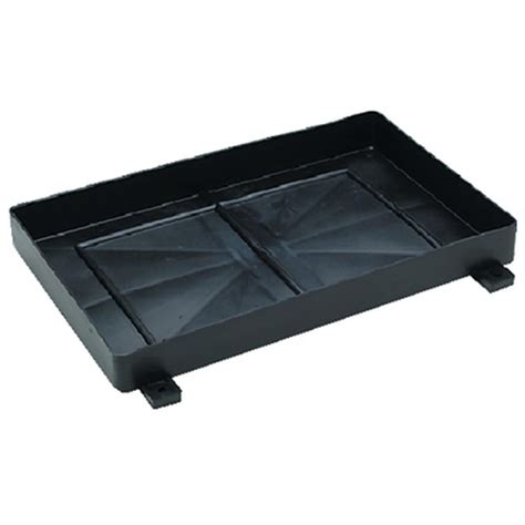 Battery Drawer by Seachoice 174 29 31 Series Battery Tray With Hold 169361 Boat Electrical At
