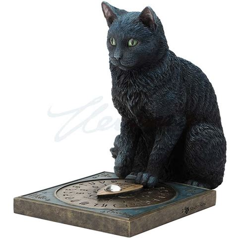 masters voice cat statue  lisa parker halloween