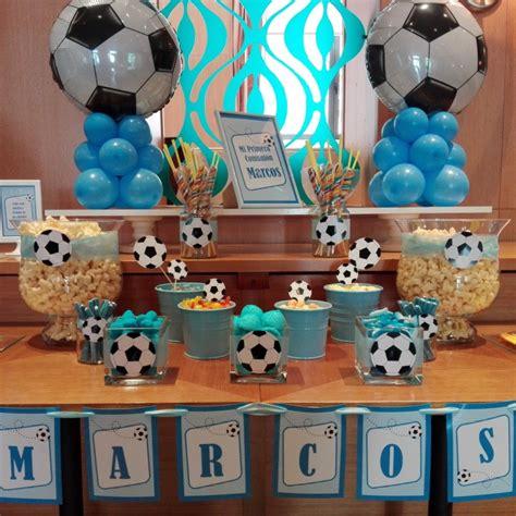 decoracion de mesas de chuches decoracion con globos mesa de chuches futbol hotel westin