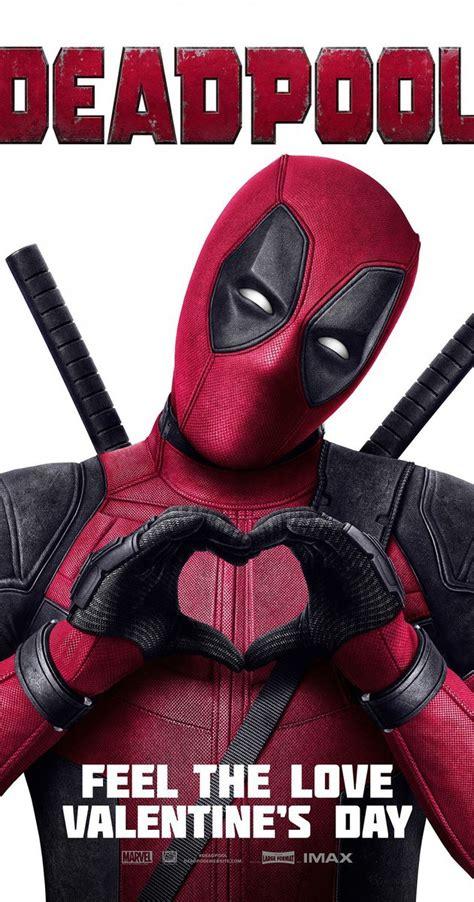 film marvel en 2016 deadpool 2016 imdb