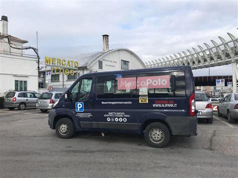 parcheggio porto di venezia prenota un posto nel parcheggio alipark marcopolo