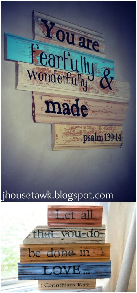 rustic charm home decor diy wood sign ideas style
