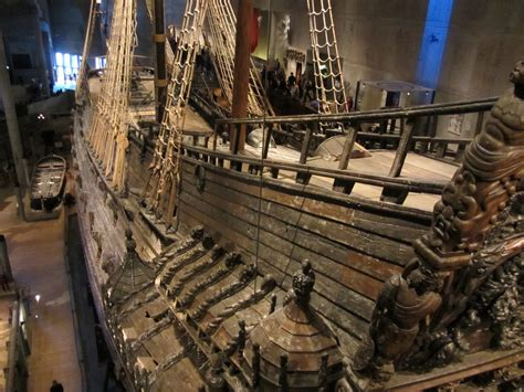 woodworkers of the world the vasa salvaging the world s largest woodworking