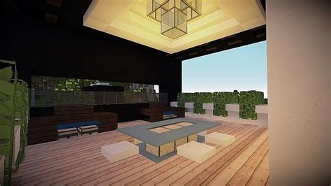 Minecraft Coffee Table One Of My Modern House Coffee Table Style Minecraft Project