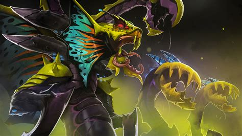 dota 2 venomancer wallpaper art venomancer dota 2 wallpapers hd download desktop art