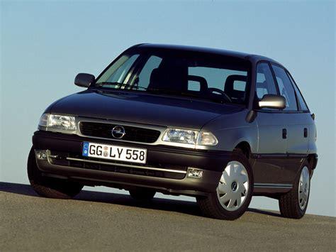 Opel Astra F by Opel Astra F 1 8i 16v 116 Hp