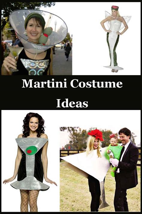 martini ideas martini costume ideas