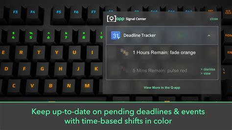 keyboard notification tutorial das keyboard 5q the keyboard that receives notifications