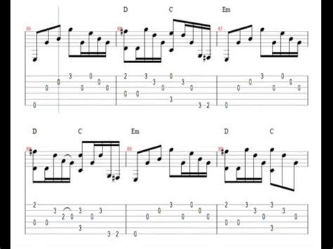 nothing else matters on acoustic guitar metallica nothing else matters easy guitar lesson