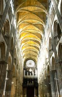 rouen cathedral interior by karsun on deviantart