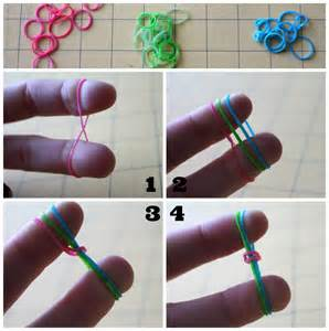 how to make a loom band bracelet by easy 1211 apps