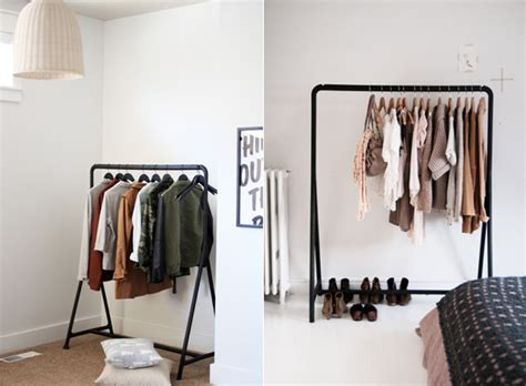 Clothing Rack Ideas by Pvc Clothes Rack For Laundry Room Decorating Ideas