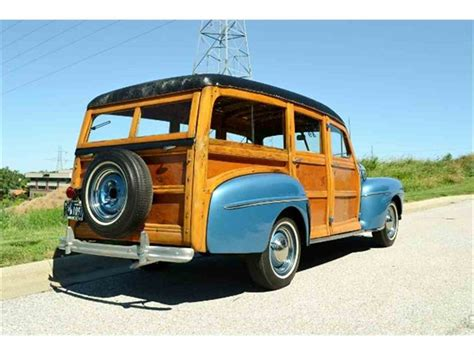 woody ford service 1947 ford woody wagon for sale classiccars cc 564249