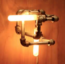 Cool Looking Lamps Let S Stay Cool Pipe Lighting Design