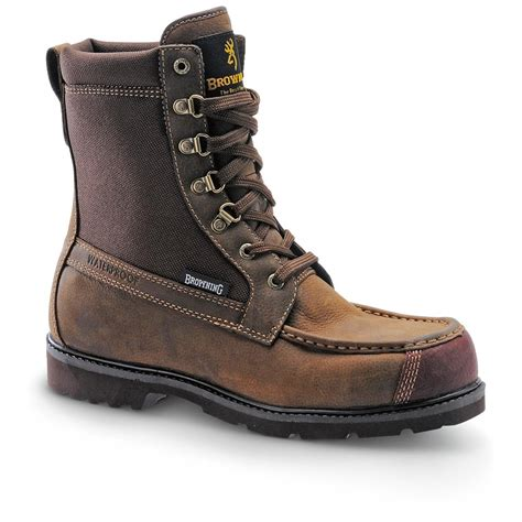 browning boots for browning featherweight waterproof boots 658100