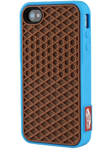 the vans iphone 4 in blue 28 99 accessories at sw the o jays the