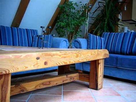 Massivholztisch Selber Bauen by Stabiler Seltener Tisch Aus Holz Selber Bauen Ein Unikat