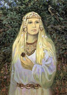 Goddess Lada Slavic And Russian Mythology On