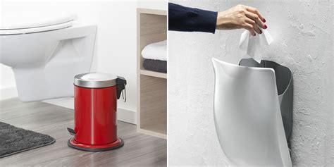 12 liter prullenbak toilet wc prullenbak great zwarte prullenbak in witte badkamer