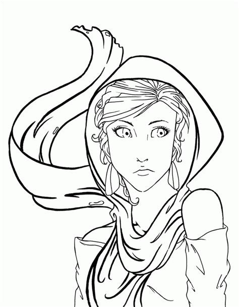 rahab coloring page coloring home