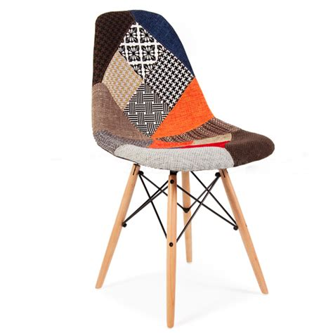 Patchwork Style - chaise patchwork style meubles design