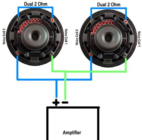 wiring subwoofers speakers to change ohm s abtec audio lounge