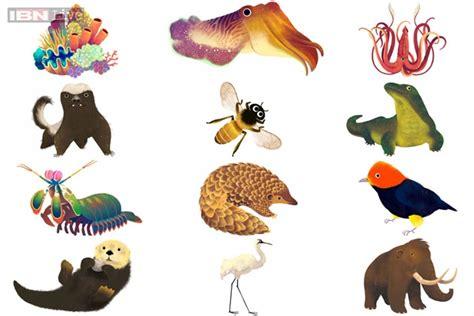 doodle quiz earth day quiz results pangolin honey badger