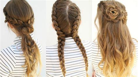 hairstyles braided tumblr cute braided hairstyles tumblr fade haircut