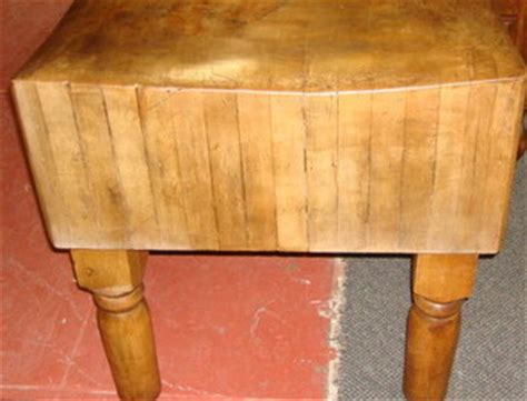 used butcher block table for sale a mystery writer s notes from tahoe pull up a chair to