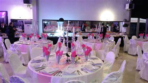 theme mariage rose et argent l alhambra salle de r 233 ception mariage soir 233 e blanc