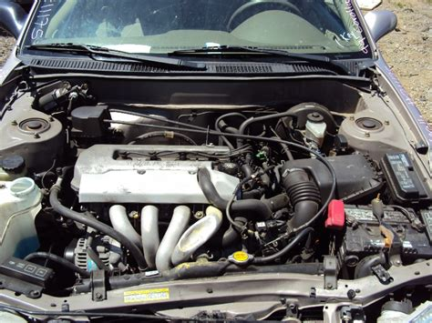 1999 Toyota Corolla Engine 1999 Toyota Corolla 1 8l Engine Automatic Transmission