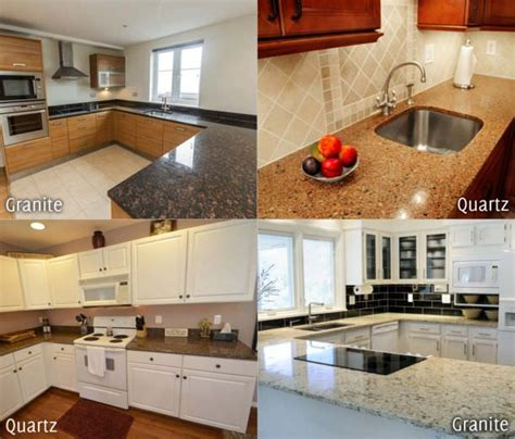 Quartz Countertops Compared To Granite quartz vs granite difference and comparison diffen