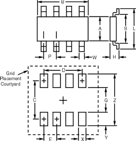 small outline integrated circuit soic 8109 1