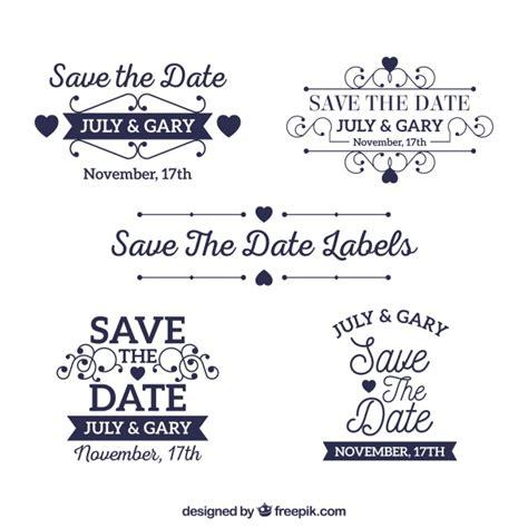 16 wedding address label designs editable psd ai wedding label set vector free download