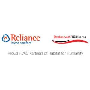 reliance home comfort logo reliance heats it up for habitat habitat for humanity
