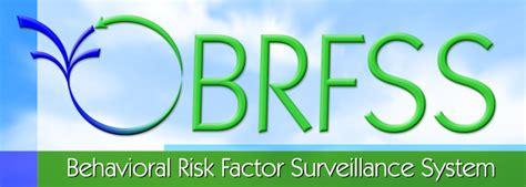 behavioral risk factor surveillance system brfss cdc behavioral risk factor surveillance system department of