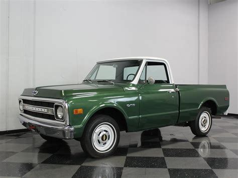 1970 chevrolet c10 for sale green 1970 chevrolet c10 for sale mcg marketplace
