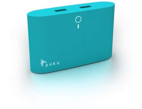 Dijamin Puku S8 8000mah 2 Usb Ports Power Bank Green By Vivan jual puku s8 8000mah 2usb powerbank bestdeal bestdeal accessories