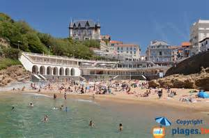 plage port vieux biarritz 64 pyr 233 n 233 es atlantiques