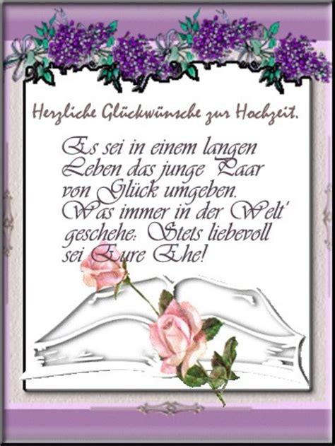 Gl Ckw Nsche Zur Hochzeit by Hochzeit Gru 223 Karten Ecards Hochzeitsgr 252 223 E