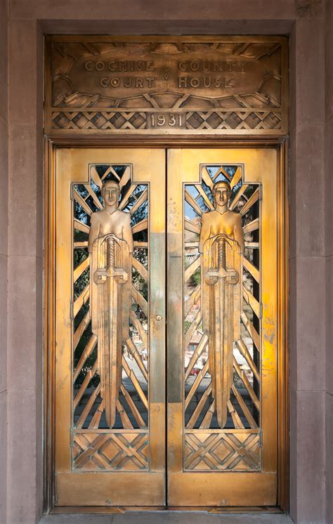 Architectural House Designs File Doors Cochise County Courthouse Az Jpg Wikimedia