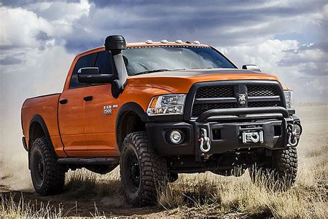 ram trucks ram trucks just got a prospector overhaul